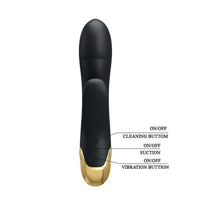 Vibrador y succionador Liberators 192 cm 4