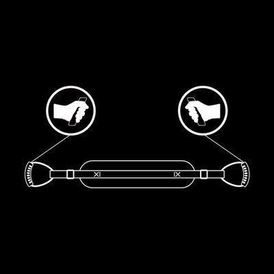 Cinturón ajustable arnés perrito 3