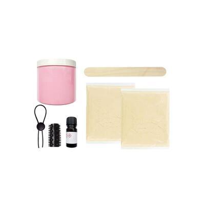 Clonador de dildo color rosa 2