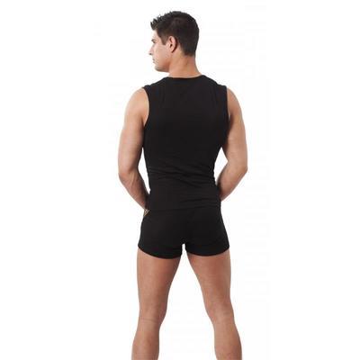Pantalón corto con rejilla 2