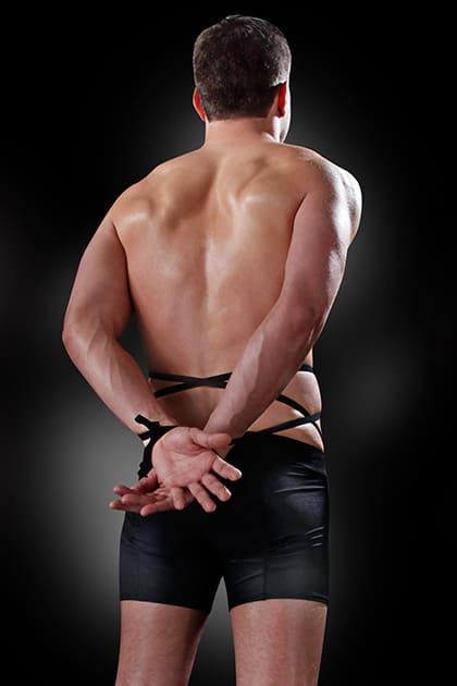 Boxer FFML Tie Me Up Set SM 2