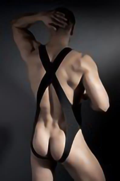 Bryan body con espalda cruzada 2