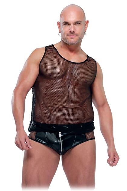 Calzoncillo y camiseta FFML See Thru Sexy