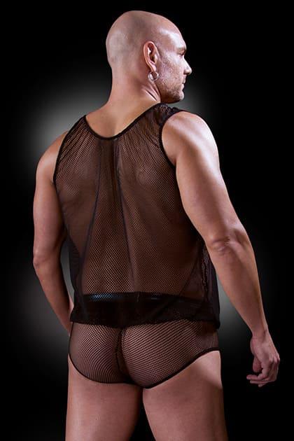 Calzoncillo y camiseta FFML See Thru Sexy 2