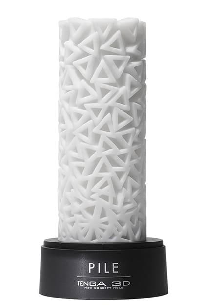 Masturbador 3D Pile Tenga 2