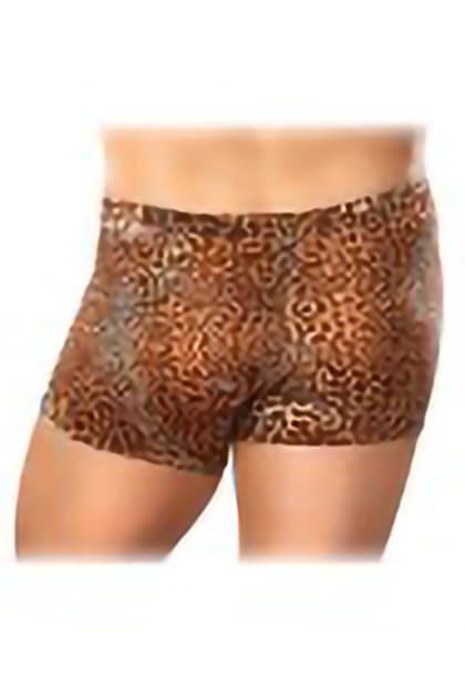 Short leopardo Pouch 2