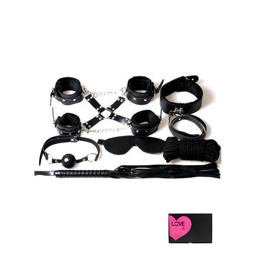 Kit de 8 piezas BDSM