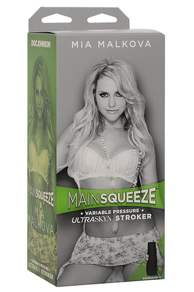 Masturbador vagina Main Squeeze Mia Malkova 4