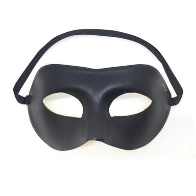 Máscara Dorcel negro 2
