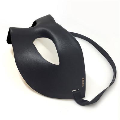 Máscara Dorcel negro 3