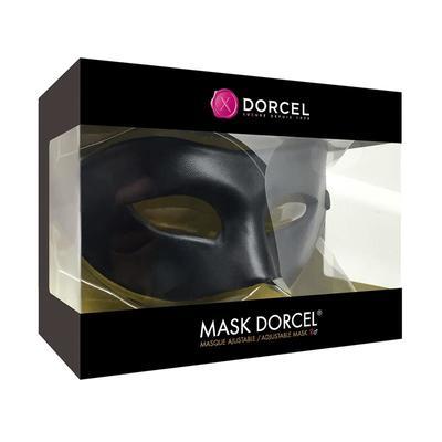 Máscara Dorcel negro 4