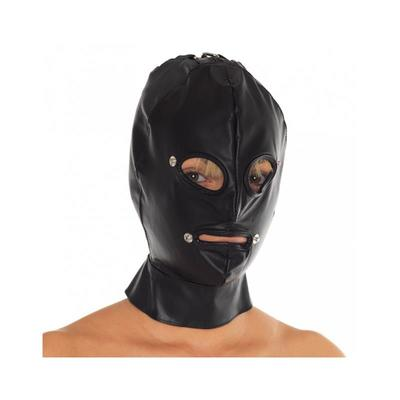 Máscara de cuero ajustable 2 2