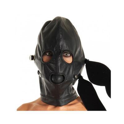 Máscara de cuero ajustable 3