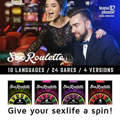 Ruleta sexual Kinky Tease Please 3