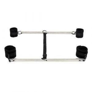 Barras ajustables para brazos y piernas