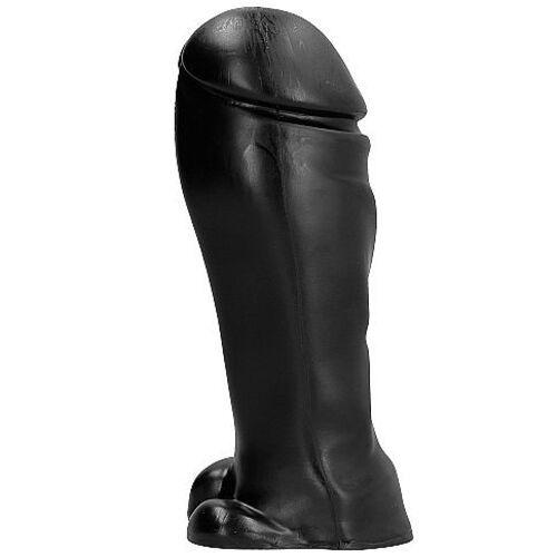 Dildo All Black Dong 22 cm 2