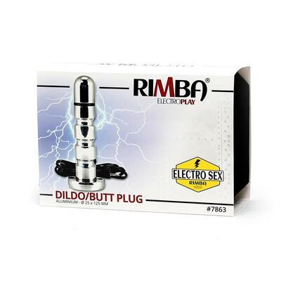 Dildo Plug anal Electro Play 2