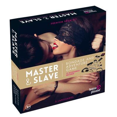 Juego de bondage Master Slave 4