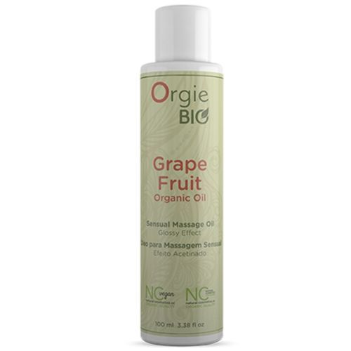 Aceite de masaje orgánico pomelo 100 ml