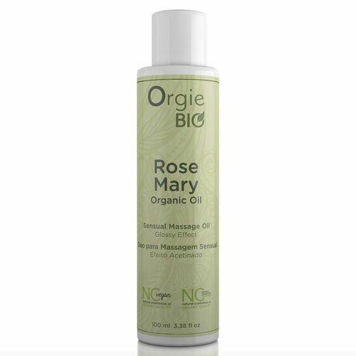 Aceite de masaje orgánico romero 100 ml