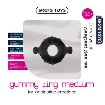 Anillo para el pene mediano Shots Toys 2