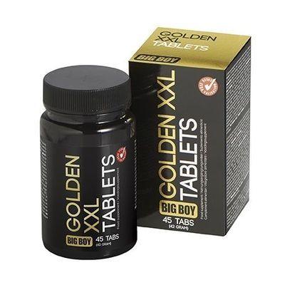 Cápsulas aumento del pene Golden XXL 2
