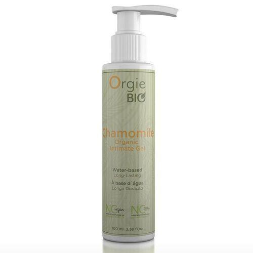 Gel íntimo orgánico con Aloe Camomila 100 ml