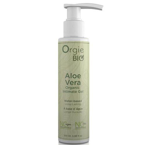 Gel íntimo orgánico con Aloe Vera 100 ml