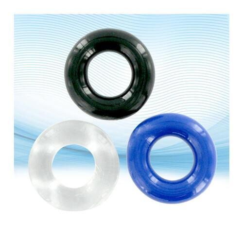 Pack de 3 anillos para el pene XL Suker