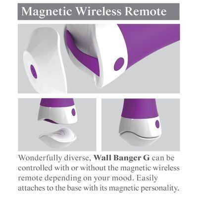 Vibrador E6 Wall Banger G 10