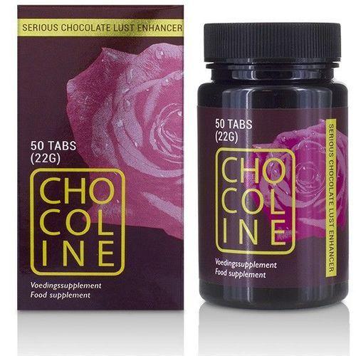 Vigorizante Chocoline 50 cápsulas