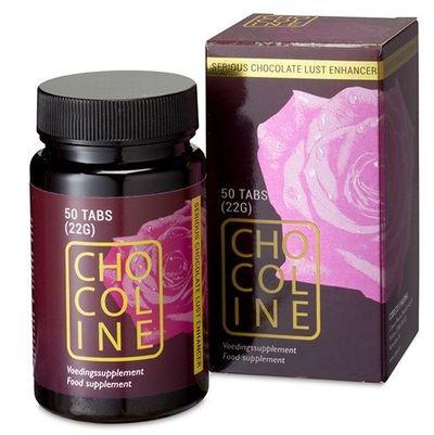 Vigorizante Chocoline 50 cápsulas 2
