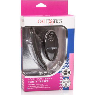 Bala vibradora para panty con control remoto 3