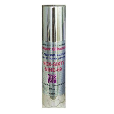 Gel lubricante suavizante y deslizante dilatador 50 ml 2