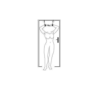 Kit de ligaduras para puerta 5