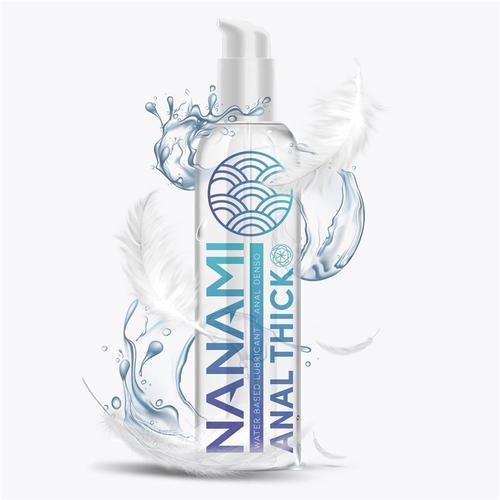 Lubricante base de agua anal Thick 150 ml