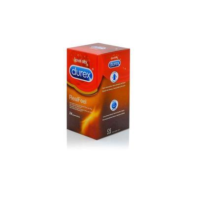 Preservativos Real Feel 24 unidades 2
