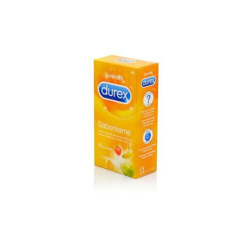Preservativos Saboreamé 12 unidades