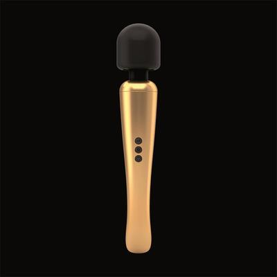Vibrador dorado recargable Dorcel 7