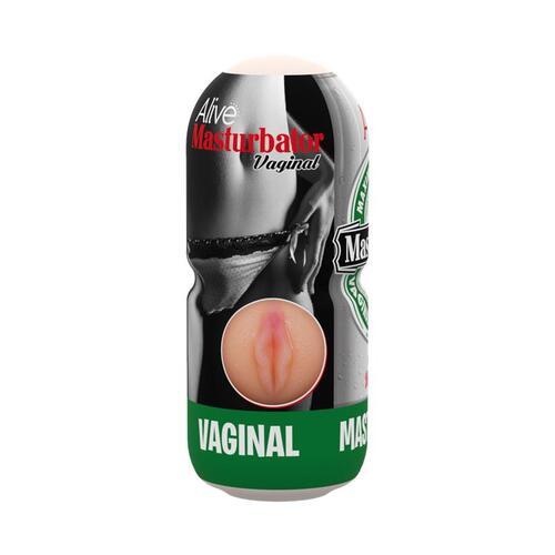 Masturbador masculino Alive vagina 16 cm