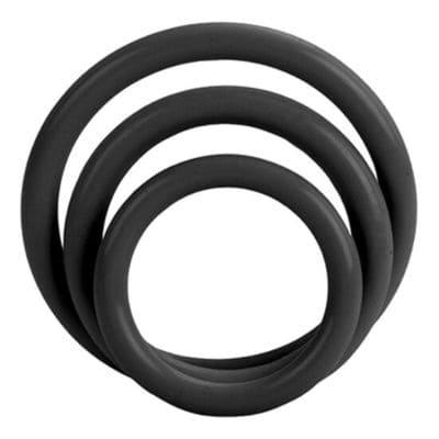 Set de 3 anillos para el pene 3