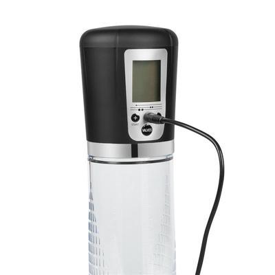 Bomba automatica para el pene con pantalla LCD 4
