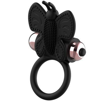Anillo vibrador Cock Ring Butterfly 4
