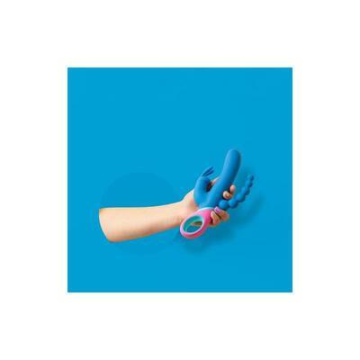 Vibrador con rotacion y vibracion Vice 8