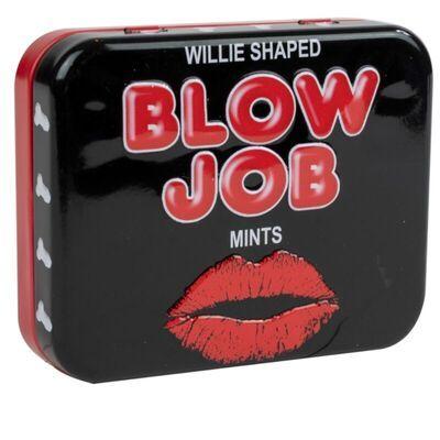 Caramelos de menta sin azucar Blow Job 2