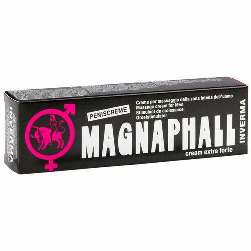 Crema potenciadora de la ereccion Magnaphall