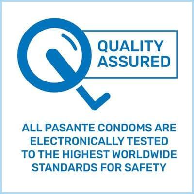 Preservativos Pasante Delay 3 unidades 4