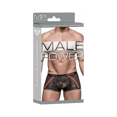 Boxer Sport negro Male Power 4