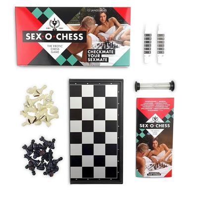 Juego de pareja Sex O Chess 3