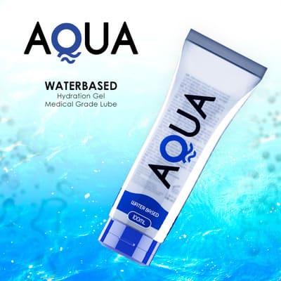 Lubricante base de agua Quality 100 ml 3